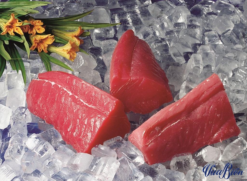 Cá Ngừ Cắt Khúc Chunk