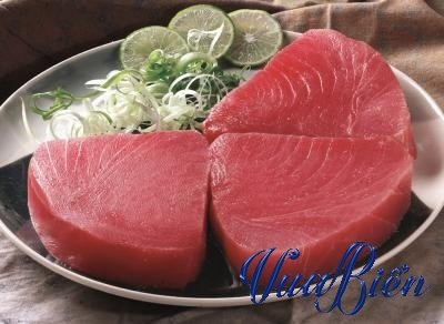 Cá Ngừ Cắt Lát Size Lớn (3 Miếng)
