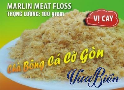 Chà Bông Cờ Gòn Cay